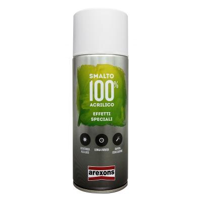 Bombe de peinture Arexons blanc electro spécial 100% acrylique - 400 ml