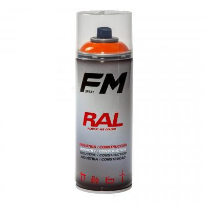 Bombe de peinture FM Spray Pro Orange 400ml