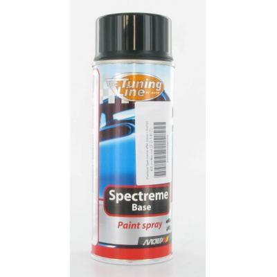 Bombe Peinture noir nuit Spectreme effet sous-couche Motip 400 ml