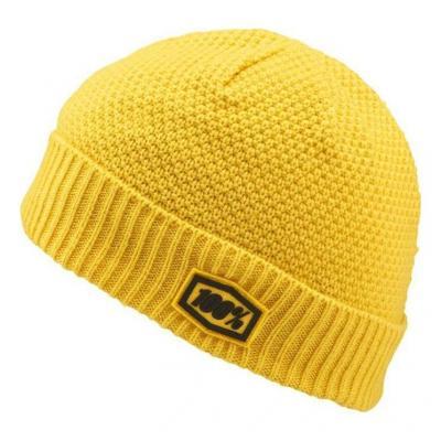 Bonnet 100% Capital moutarde