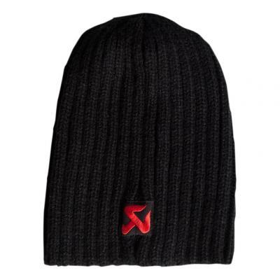Bonnet Akrapovic noir