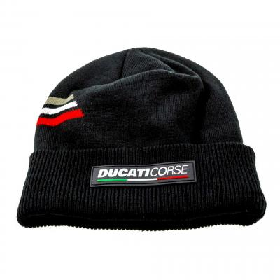 Bonnet Ducati Racing noir