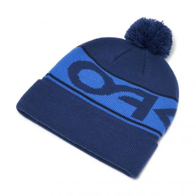 Bonnet Oakley Factory Cuff bleu foncé
