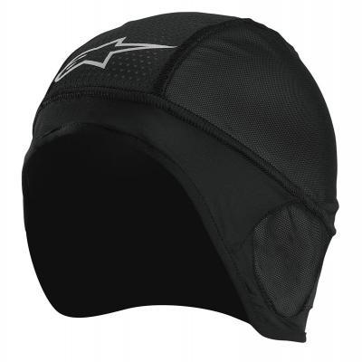 Bonnet sous-casque Alpinestars Skull noir