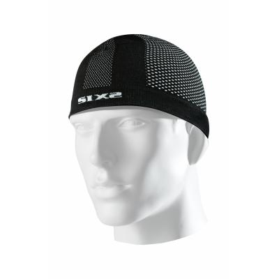 Bonnet sous-casque Sixs SCX carbon black