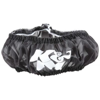 Bonnet sur-filtre à air K&N pour filtre HD-0800 et HD-818 Harley Davidson noir