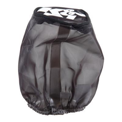 Bonnet sur-filtre à air K&N RC-2890DK noir