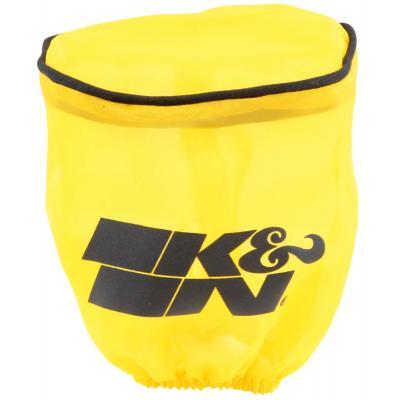 Bonnet sur-filtre à air K&N RU-1750DY jaune