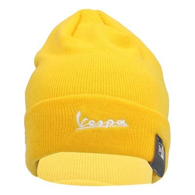 Bonnet Vespa Pin Cuff Knit Sca 2020 jaune