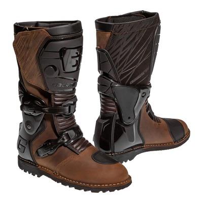 Bottes adventure Gaerne G-Dakar Gore-Tex® marron