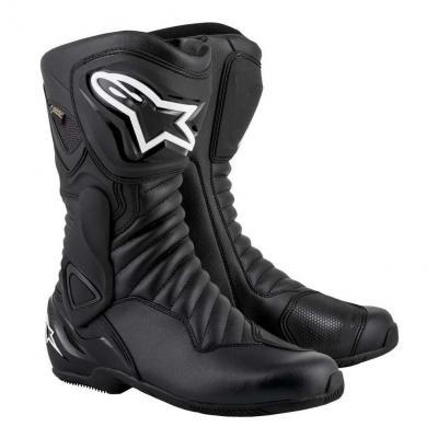 Bottes Alpinestars SMX -6 V2 Gore-tex noir/noir