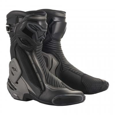 Bottes Alpinestars SMX Plus V2 noir/dark gris