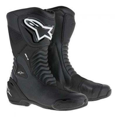 Bottes Alpinestars SMX S noir/noir