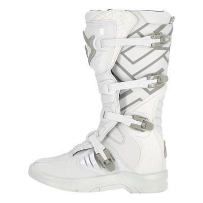 Bottes cross Acerbis X-Team blanc