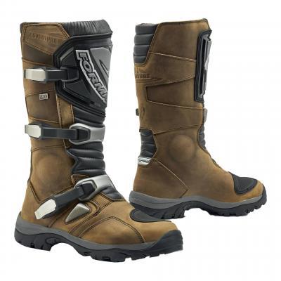 Bottes cuir Forma Adventure Hdry® WP marron
