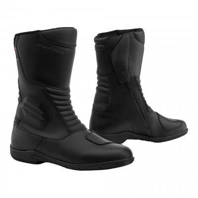 Bottes cuir Forma Avenue WP noir