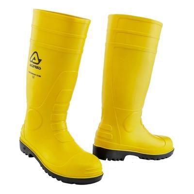 Bottes de pluie Acerbis jaune