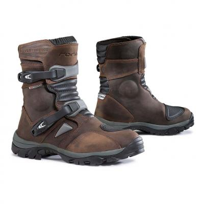 Bottes Forma ADVENTURE LOW marron