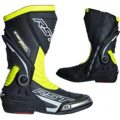 Bottes RST Tractech Evo 3 jaune fluo