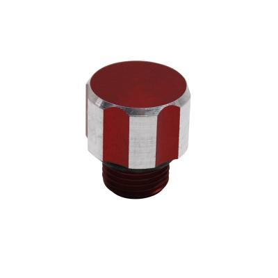 Bouchon d'huile Replay rouge pour Derbi Senda