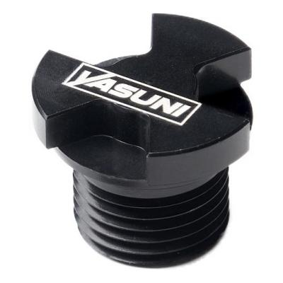 Bouchon d'huile Yasuni Pro Race noir Derbi