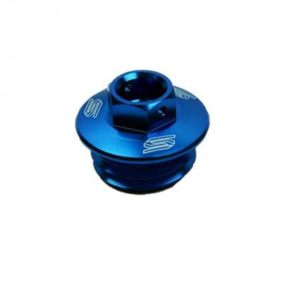 Bouchon de remplissage d'huile moteur SCAR bleu KTM SX 125 17-18