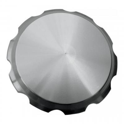 Bouchon de réservoir Joker Machine cranté aluminium