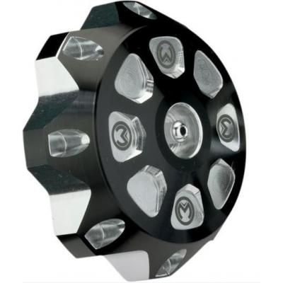Bouchon de réservoir Moose Racing Honda CRF 450R 02-15 aluminium noir