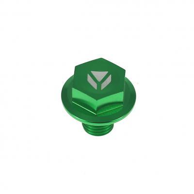 Bouchon de vidange aimanté YCF vert
