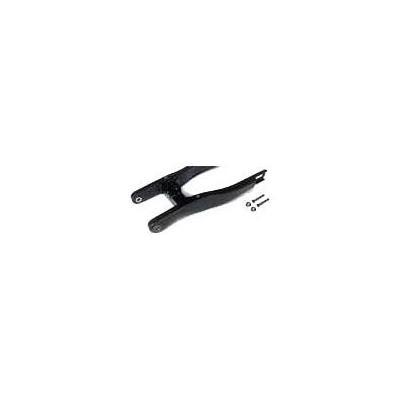Bras oscillant mono acier YCF 125/150 Bigy 18-19 noir