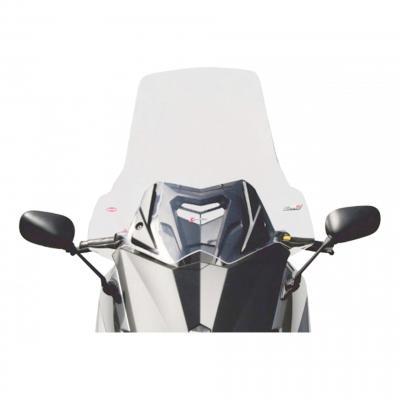 Bulle Faco fumée foncée Yamaha 530 Tmax 12-15