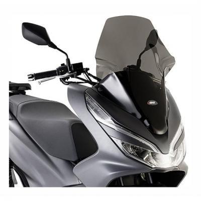 Bulle Givi Honda 125 PCX 18-19 fumé