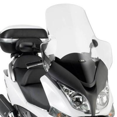 Bulle Givi incolore Honda SW-T 400 - 600 09-15