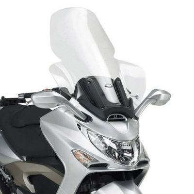 Bulle Givi incolore Kymco Xciting 250-300-500 05-09