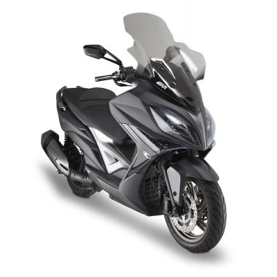 Bulle Givi incolore Kymco Xciting 400i 13-18