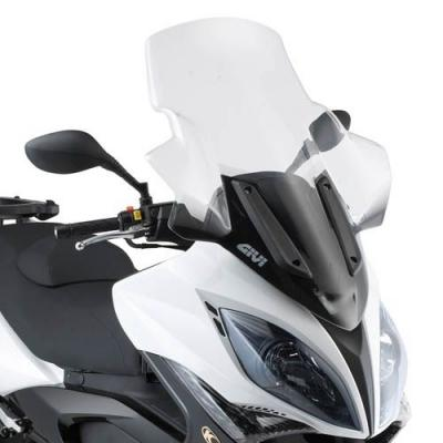 Bulle Givi incolore Kymco Xciting R 300i-500i 09-13