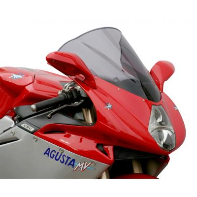 Bulle MRA Racing noire MV Agusta F4 1000 09-12