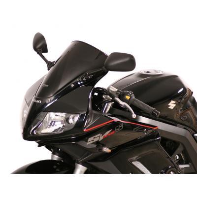 Bulle MRA type origine noire Suzuki SV 650 S 03-10