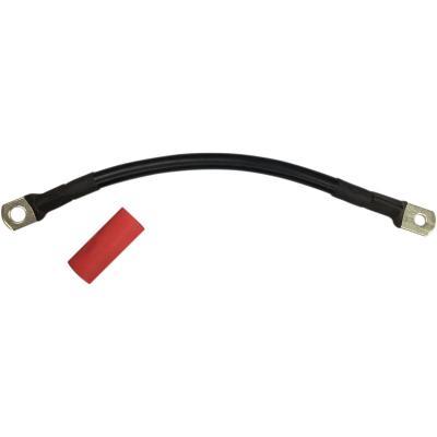 Câble de batterie Drag Specialties 229 mm noir