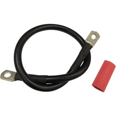 Câble de batterie Drag Specialties 460 mm noir