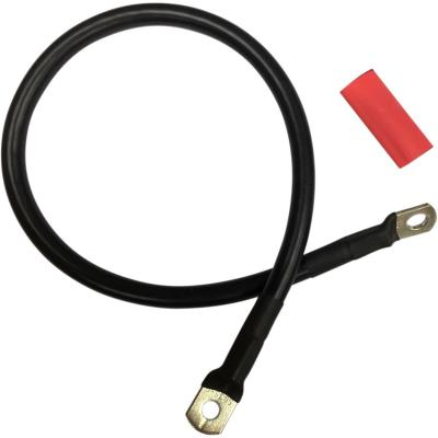 Câble de batterie Drag Specialties 510 mm noir