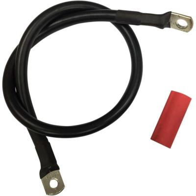 Câble de batterie Drag Specialties 560 mm noir