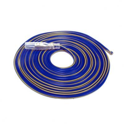 Câble de compte-tours Koso type A jaune/bleu