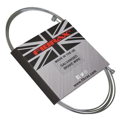Câble de frein Fibrax Galva 2,00m