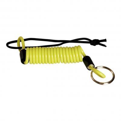 Câble de rappel Vector jaune pour bloque-disque