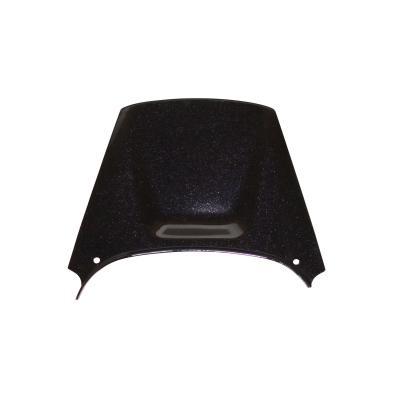 Cache arrière intermédiaire noir brillant adaptable Yamaha 500 T-max 2004>2007