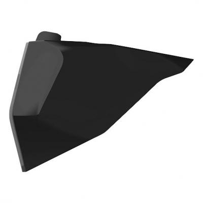 Cache boîte à air Polisport KTM 125 SX 19-21 noir