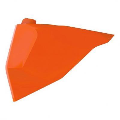 Cache boîte à air Polisport KTM 125 SX 19-21 orange