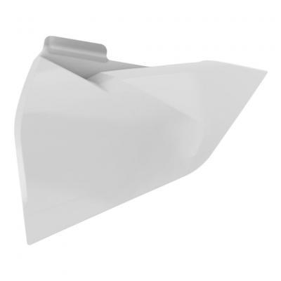 Cache boîte à air Polisport KTM 85 SX 18-20 blanc