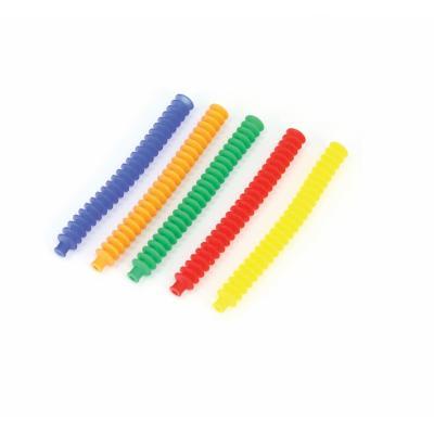 Cache câble silicone rouge